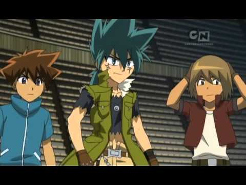 Beyblade Metal Masters -Episode 18 (The Scorching Hot Lion)