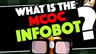 What Is The MCOC InfoBot?  A Big Ol Treasure for Marvel Contest of Champions