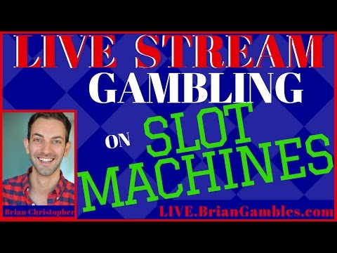 Xxx Mp4 ✦✦LIVE STREAM Gambling On Slot Machines✦✦ Watch Brian Christopher Play LIVE At A Casino 3gp Sex