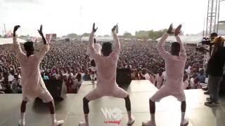 RAYVANNY - Live performance at Mbagala Zakiemu (part 3)