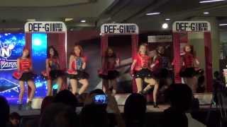 130511 Sexy Love - Def-G cover T-ara @JKN Cover Dance Battle 2 (Final)