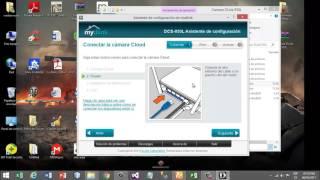 Como configurar una camara D_LINK-DCS-930L bien explicado 2017