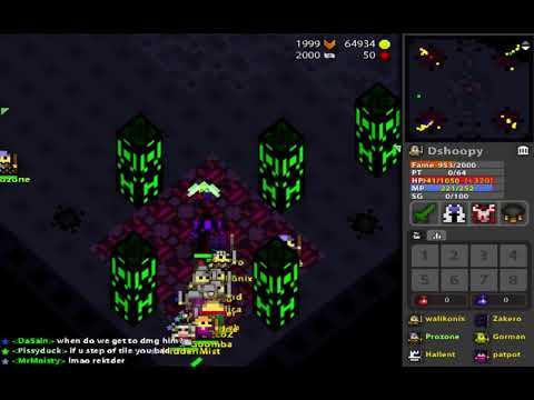 Full Zol Curruption raid [VOTR 2.0] Rotmg Pserver
