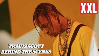 Go Behind the Scenes of Travis Scott