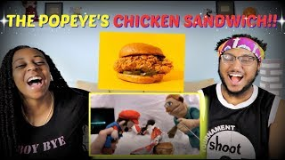 "SML Movie ""Black Yoshi's Chicken Sandwich!"" REACTION!!"