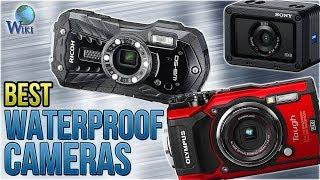 8 Best Waterproof Cameras 2018