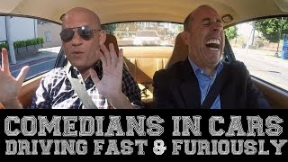 Comedians in Cars Driving Fast & Furiously