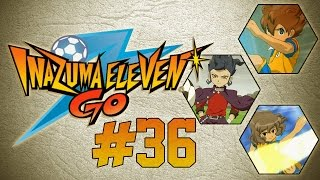 Inazuma Eleven GO Ep.36 - UN VIEJO AMIGO