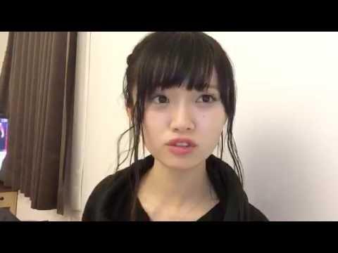 【AKB48G× #SHOWROOM】 #中井りか  (NGT48 チームNⅢ) 2017/04/09 01:08