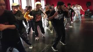 Hip Hop Workshop | Batalla CL | MIXCIN Dance Academy SZNS 深圳南山