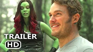 "GUARDIANS OF THE GALAXY 2 - Official ""Star Panda"" Clip + Trailer (2017) Blockbuster Movie HD"