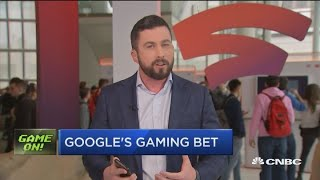 Google unveils 'Netflix of gaming' with Stadia