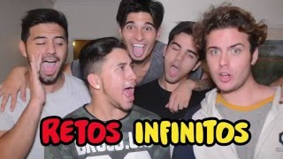 RETOS INFINITOS  | Dos Bros Ft Dosogas
