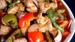 চিকেন মাঞ্চুরিয়ান রান্নার ভিডিও রেসিপি - Bangladeshi Chicken Manchurian Recipe/Bengali Video Recipe