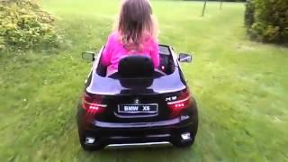 Аумулаторни коли BMW X6 от kolichki net