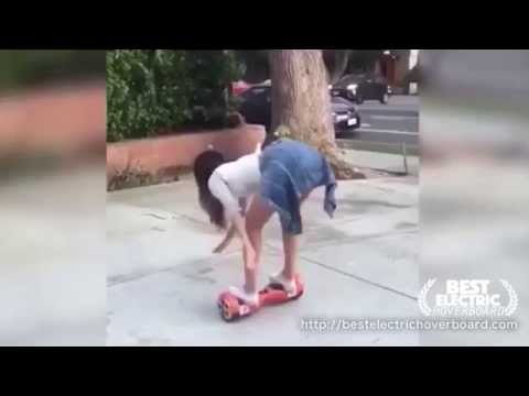 Hoverboard FAIL Compilation Self Balancing 2 Wheel Smart Electric Scooter Mini Segway Fails