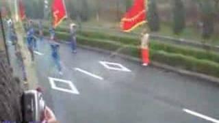 Shaolin Temple - Kung Fu Parade