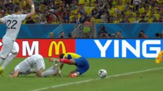 2014 FIFA World Cup ~ Group Stage ~ Ecuador 0 - 0 France