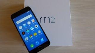 Test : Meizu M2 - Avis Mobiles