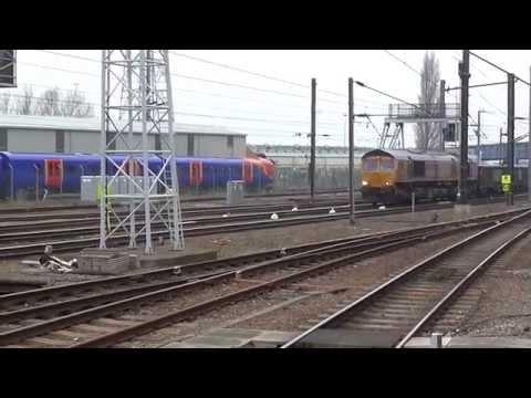 18/03/2015 Doncaster GBRf 66762