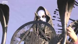 Behemoth - Blow Your Trumpets Gabriel (Live at Hellfest 2014)