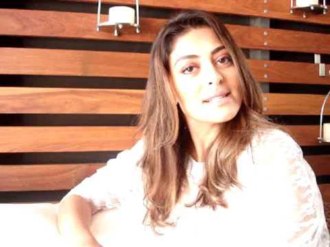 Juliana Paes fala sobre o apelido de pirulita e sobre perfumes