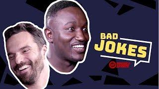 Hannibal Buress vs. Jake Johnson   Bad Joke Telling