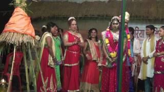 Bhojpuri Dance । संस्कार गीत । गारी । चलनी के चालल । Part 2 । भोजपुरी । Chalani ke Chalal