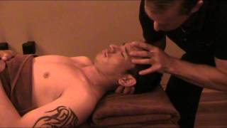 Oil massage techniques for headaches