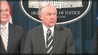 LOCK EM UP: WHAT SESSIONS JUST DECLARED ABOUT TRUMP'S DRUG CRACKDOWN WILL HAVE CRIMINALS COWERING