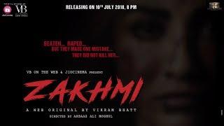 Zakhmi   Poster Launch   A web Original By Vikram Bhatt
