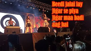 Shalmali Kholgade Performance Chembur Festival 2019 || Full Concert Video || Sangram Singh Vlogs