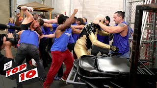 Top 10 Raw moments: WWE Top 10, October 23, 2017