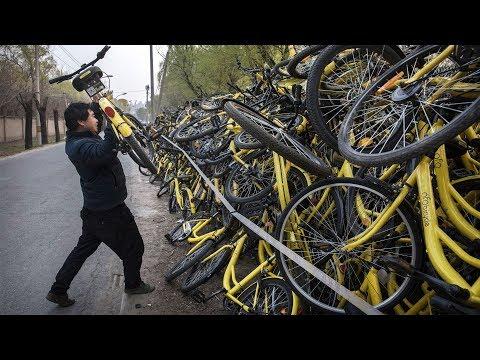 Xxx Mp4 China S Bike Sharing Disaster 3gp Sex