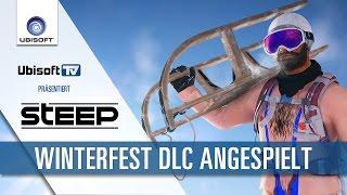 STEEP - Winterfest DLC angespielt | Ubisoft [DE]