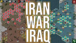 IRAN-IRAQ WAR WORLD CONQUEROR 3 MOD