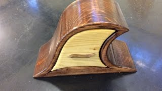 Design and Build your own bandsaw box.