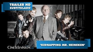 'Kidnapping Mr. Heineken' - Trailer #1 HD Subtitulado