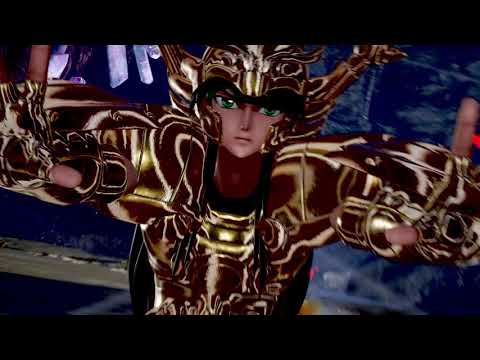 Xxx Mp4 JUMP FORCE Saint Seiya Character Trailer X1 PS4 PC 3gp Sex