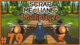 Transport - Scrap Mechanic Multiplayer - Part 79 [Let's Play Scrap Mechanic Gameplay]