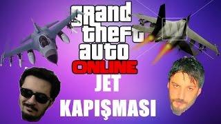 Jet Kapışması | GTA 5 Türkçe Online Multiplayer | Bölüm 18