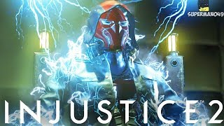 The Most Amazing Joker Super Finish On Red Hood! - Injustice 2