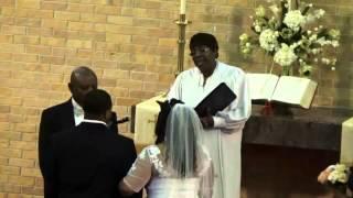 Pete and Katrena Alford's Wedding