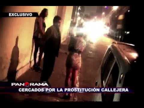 Cercados por la prostitución callejera vecinos toman acciones contra el delito
