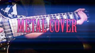GTA SAN ANDREAS THEME MUSIC [METAL COVER by Patryk Juszczak & Myszon]