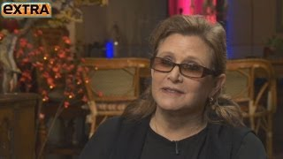 Carrie Fisher on Bipolar Disorder: