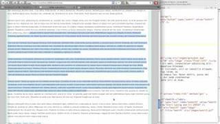 WordPress Tutorial: Customizing Sidebar 1/3 [HTML 2 WordPress]