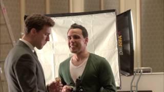 Fifty Shades of Grey Unrated – Victor Rasuk – May 1 on Digital HD & May 8 on Blu-ray