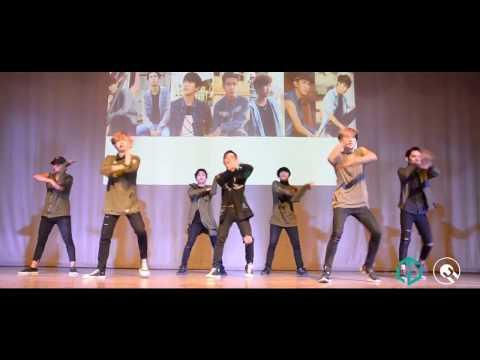 2017 K-pop Cover Dance Fesitval Philippine 2nd Runner Up - Zero To Hero