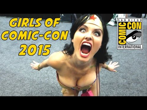 Xxx Mp4 The Girls Of Comic Con 2015 Part 1 3gp Sex